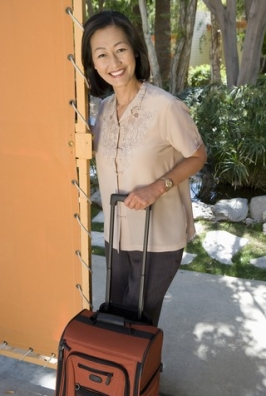 http://www.dreamstime.com/stock-photo-happy-woman-vacation-resort-image29650990